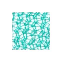FILET D'ECHAFAUDAGE 50G/M² ROULEAU DE  2M57 X 50M  VERT