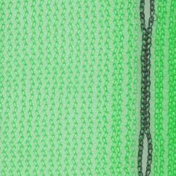 FILET ECHAFAUDAGE 75G/M² 3M07 X 50M VERT