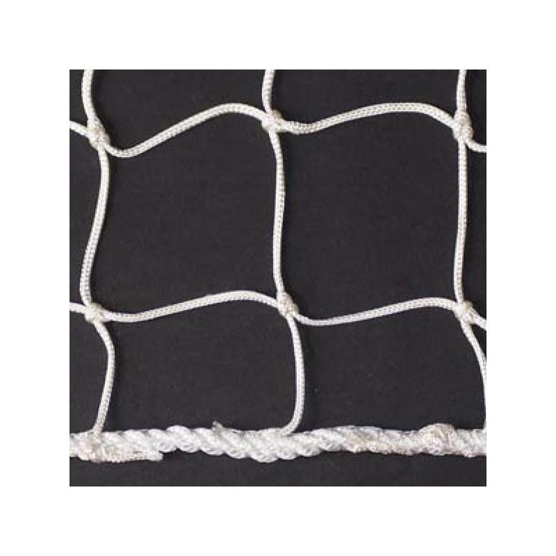 filet garde corps pa maille de 100mm fil de ralingue de 10mm dim 20mx1m. Black Bedroom Furniture Sets. Home Design Ideas