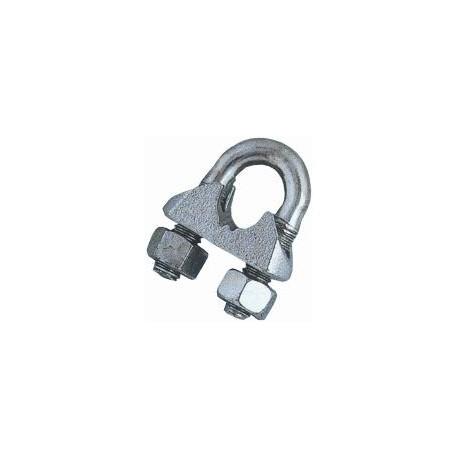 SERRE CABLE ETRIER POUR CABLE 3/4MM