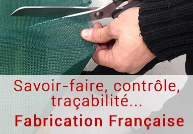 Savoir-faire, contrôle, traçabilité. Une Fabrication Française.
