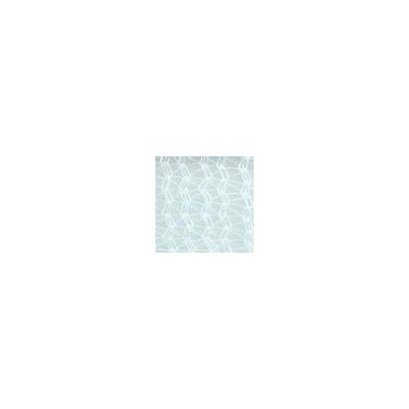 FILET D'ECHAFAUDAGE 50G/M² ROULEAU DE 3.07M X 50M BLANC